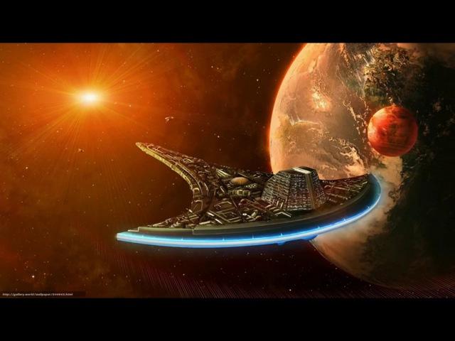 В чем цель звездного корабля вселенная, куда летит корабль из Звездных врат: Вселенная