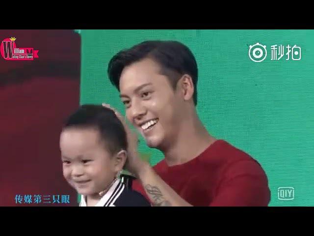 170819 陈伟霆爱奇艺VIP专属见面会 - IQiYi Fan Meeting William Trần Vỹ Đình tương tác cùng bạn nhỏ