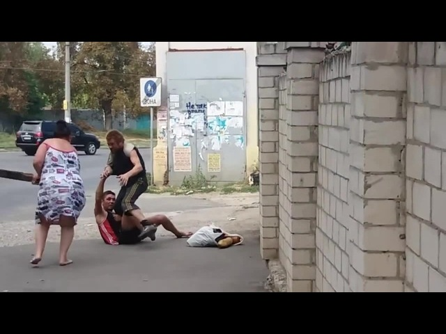 Brutal Odessa BDSM