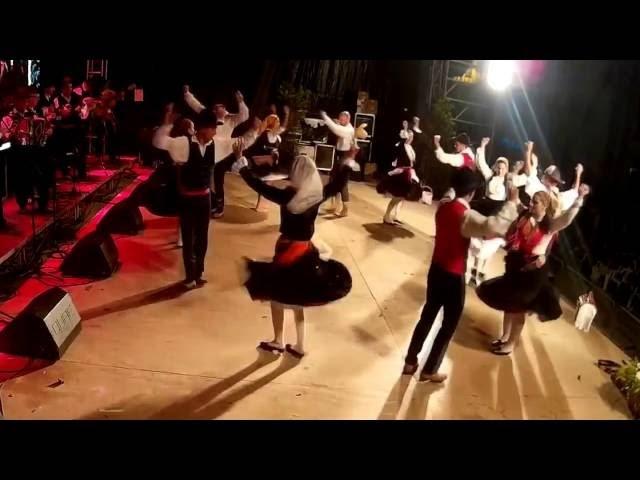GFVV - 57º Festival Folclórico Luso-Espanhol 2016 (Malhão de ir ao meio)