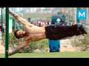 SUPERSTRONG Calisthenics Athlete - Pivet Madkilla | Muscle Madness
