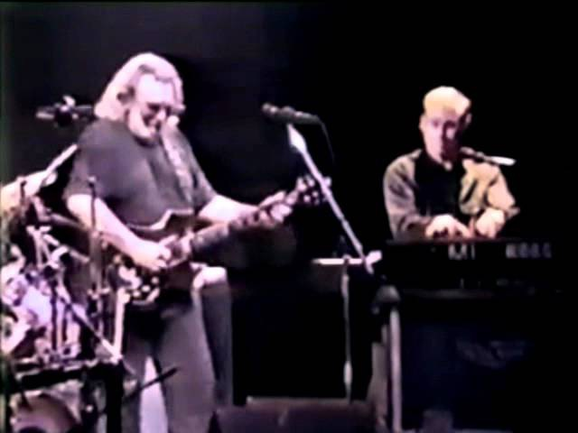 C'est La Vie - Jerry Garcia Band - 11-9-1991 (Vers3) Hampton Coliseum, Hampton, Va. set1-03