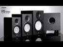 Yamaha Powered Studio Monitor Speaker HS Series