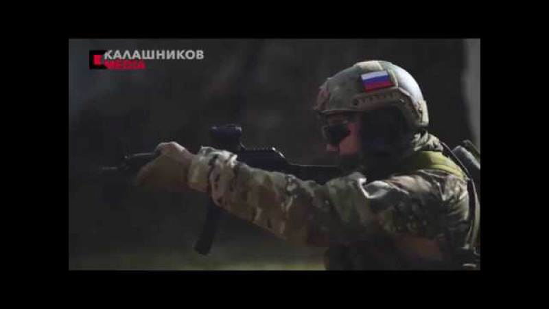 Russian Special Forces drill with live ammunition Not for the faint of heart