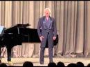 Dmitri Hvorostovsky-Reportage on recital in Tyumen