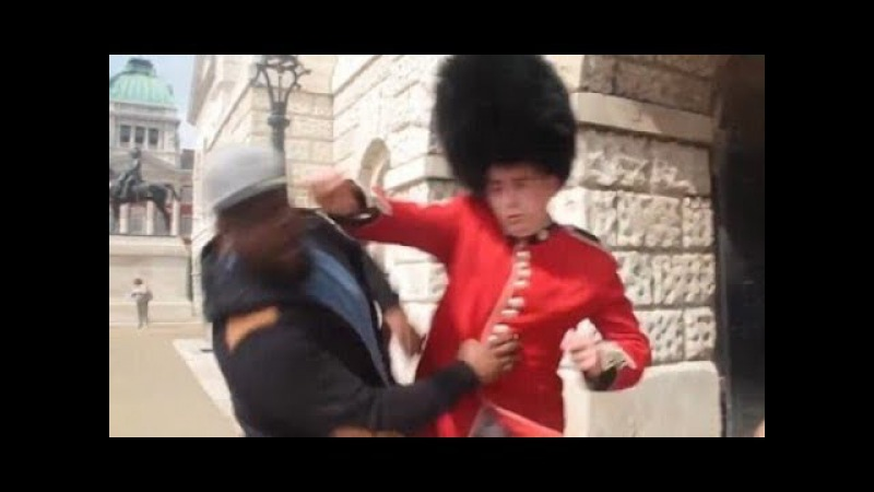 Dont Mess With The Queens Guards (ALL Parts Compilation)