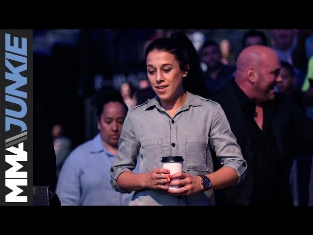 Joanna Jedrzejczyk blasts critics promises she's already stronger than ever following UFC 217 loss