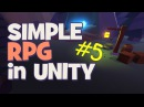 Weapon Equipping   Making a Simple RPG - Unity 5 Tutorial (Part 5)