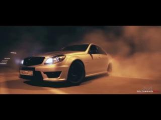 2Pac, The Notorious B.I.G. ft. 6IX9INE Kooda Remix | Mercedes C63 AMG Perfomance