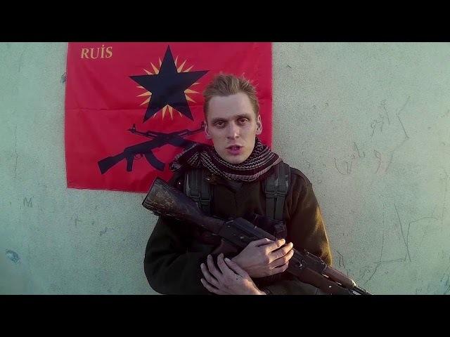 Haukur Hilmarsson For Rojava Revolution