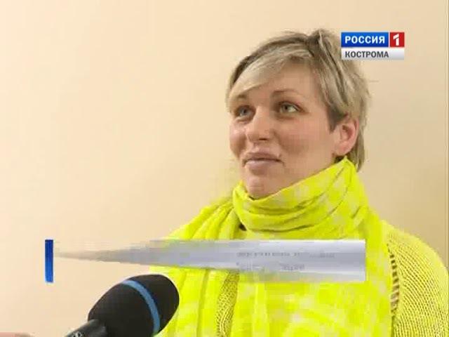 В Костроме завершен капитальный ремонт женской консультации в Фабричном районе