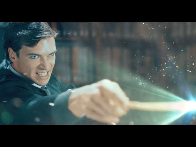 Волан-де-морт: Истоки Наследника (2018) / Фэнтези, фантастика, фильм, кино, русская озвучка