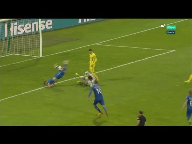 Iceland 2–0 Ukraine