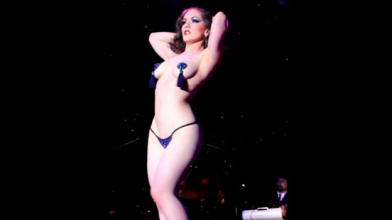 Queen of Burlesque, Medianoche | The 5th Annual New Orleans Burlesque Festival