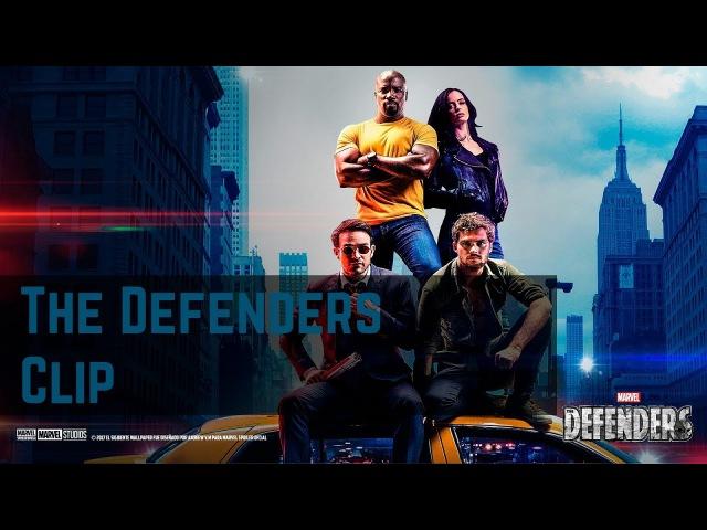 Marvel's The Defenders | Clip | Защитники | Клип
