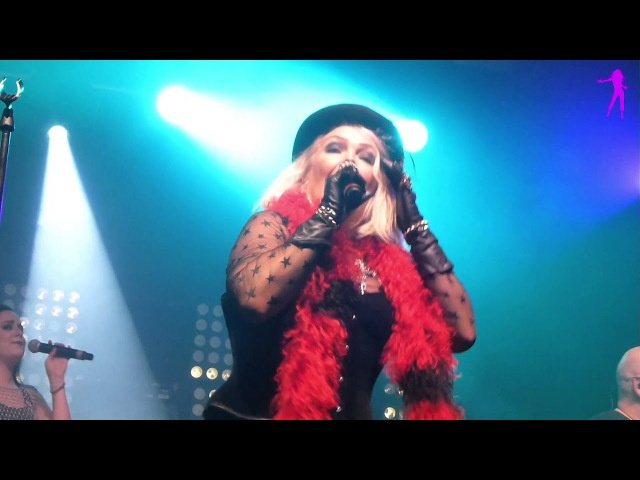 Kim Wilde @ Manchester 2017 - You Spin Me Round You Came