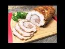 МЯСНОЙ РУЛЕТ - Вкуснее Колбасы! Просто и Вкусно, мастер-касс. Meatloaf