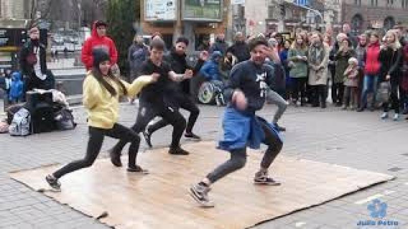 13 Лисиц Уличные танцы Киева Часть 32 13 Fox Street Dances Part 32