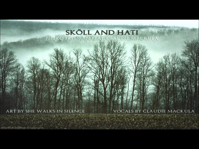Dark Viking Music - Sköll Hati (Ft. Claudie Mackula)