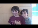 IT Movie Cast Funny Moments Part 2