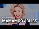 ENGSUBS MAMAMOO - Adlibs of Um Oh Ah Yeh Live Part 2