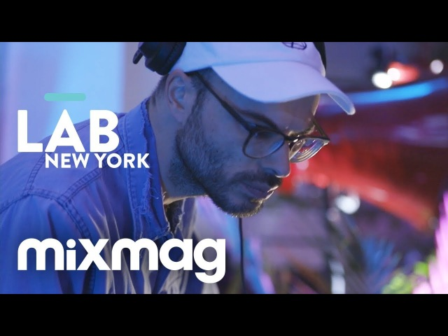 JOAKIM (Live Modular Synth Vinyl Set) in the Lab NYC