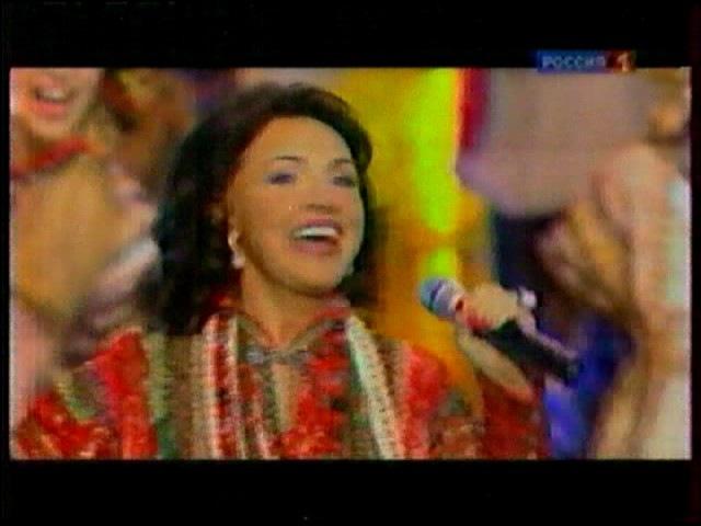 Русская песня - Казачка Надя