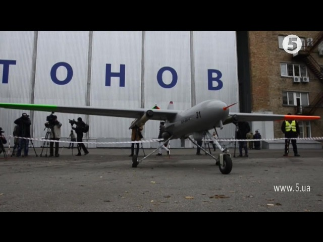 Зброя XXI ст Горлиця для української армії Невигадані історії 03 12 2017