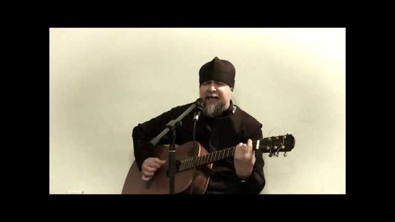 о.АНДРЕЙ ГУРОВ (благотворительный концерт в храме Зосимы и Савватия в Гольянове)