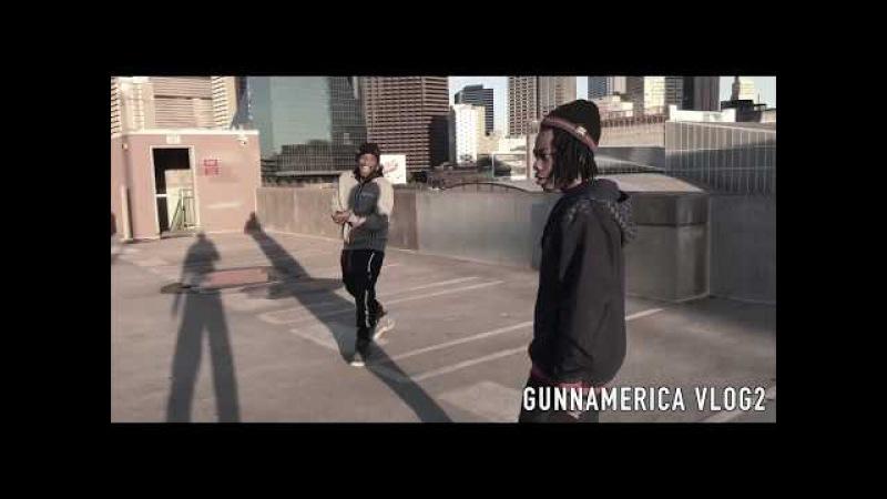 Street Classic Vlog | GunnaMerica ft Slezzy Bezzy YC-DaProducer Ep:2