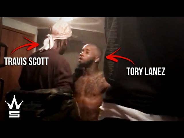 Travis Scott Tory Lanez Heated Argument Almost Turns Into A Fight! (WSHH Exclusive Footage)