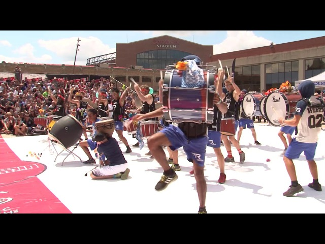 DrumLine Battle: Shadow vs 7th Regiment