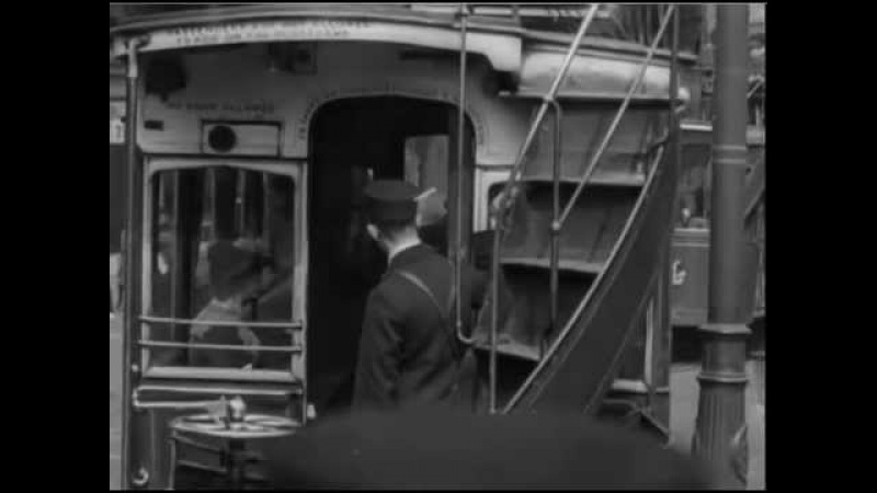 Ride through the City of Sheffield 1902
