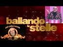 BALLANDO CON LE STELLE E' CIACCI DETTO GIO' GIO' IL PRIMO CONCORRENTE BALLERA' CON UN UOMO