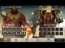 Самый большой титан в игре Dawn of Titans