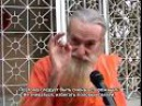 Sw Vijayananda talks about how he came to Ma Anandamayi - Russian subtitles