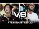 Jimmy THE REV Sullivan VS Brooks Wackerman | Avenged Sevenfold