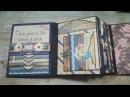 Tutorial 1 St Tropez Scrapbook Mini Album Design team project CCC