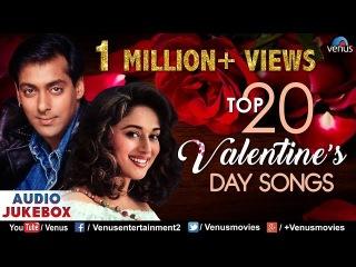 Top 20 Valentine's Day Songs 2018 | Hindi Love Songs | JUKEBOX | Evergreen Bollywood Romantic Songs