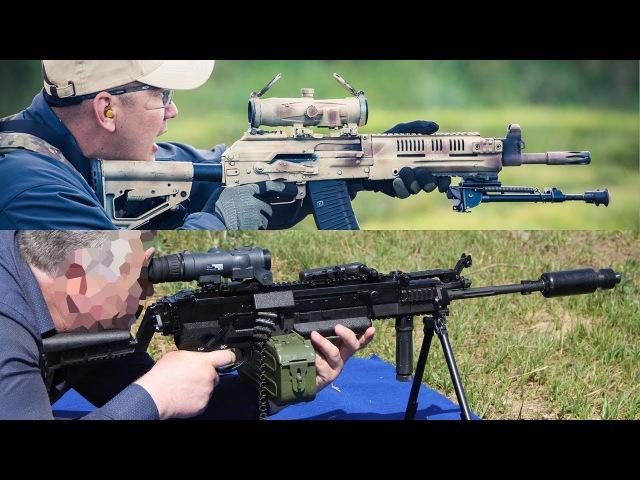 Взгляд с дивана на выбор нового пулемёта Российской армии.