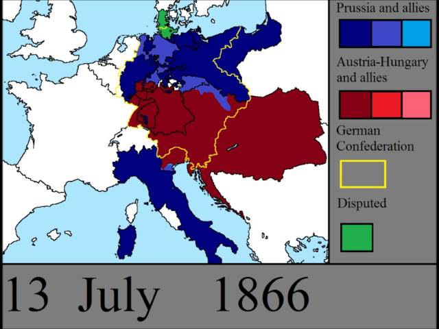 The Austro Prussian War Every Day