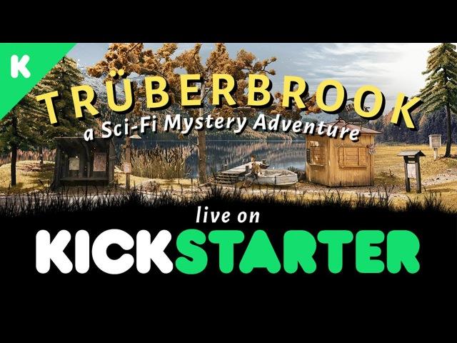 Анонс Trüberbrook — приключения в стиле «Твин Пикса», «Секретных материалов» и Monkey Island