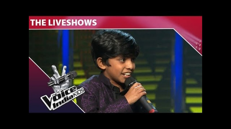 Fazil Performs on Kala Chashma | The Voice India Kids | Episode 16