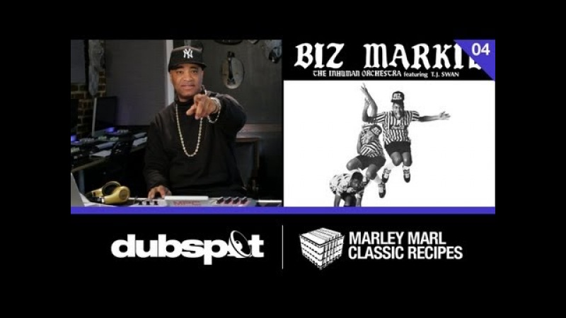 Marley Marl Classic Recipes - Recreating Biz Markie Make The Music With Your Mouth, Biz