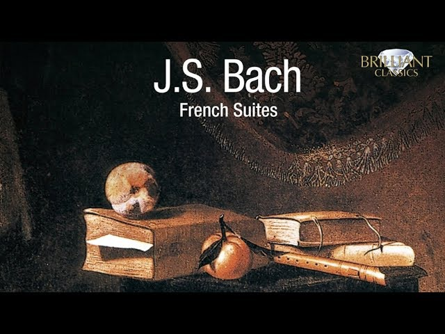 J.S. Bach French Suites