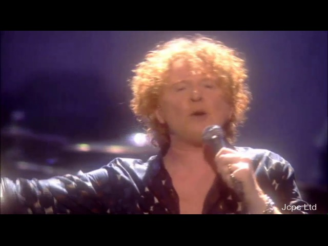 """Simply Red """"Something Got Me Started"""" Stay Live At The Royal Albert Hall London 2007 HD"""