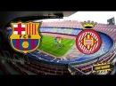 Барселона Жирона 6 1 все голы и опасные моменты 24 02 2018 дубль Месси хет трик Суареса гол К