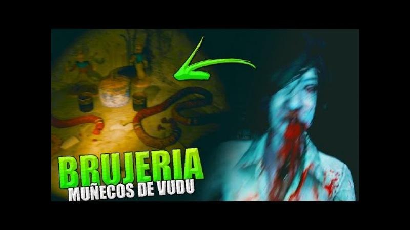 EL HOSPITAL MALDITO DE BRUJERIA CON MUÑECO DE VUDU !! | Home Sweet Home Game