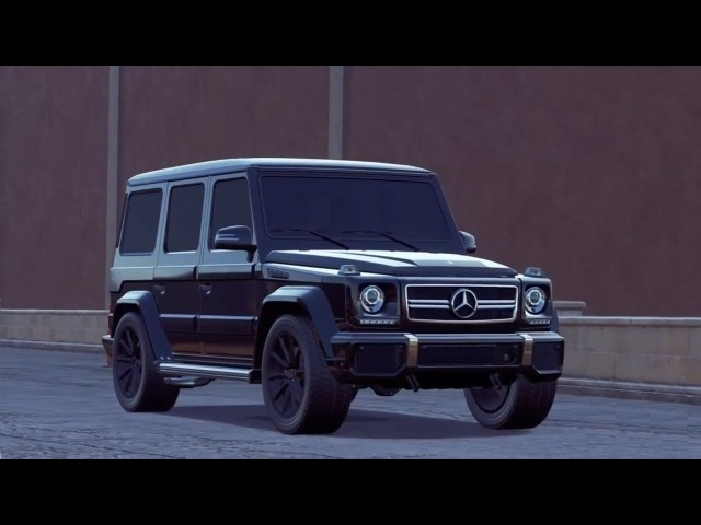 Mercedes-G 63 AMG [ NFS Payback ]