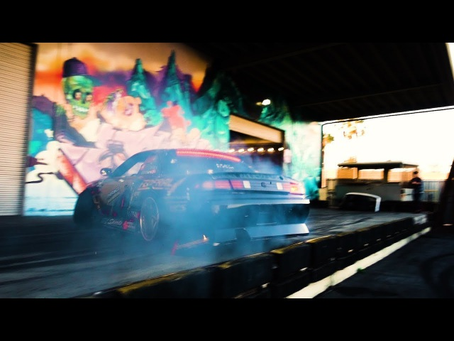[HOONIGAN] DT 127: Ryan Litteral does Man-Line in his 750HP RB25 Formula Drift S14 240SX